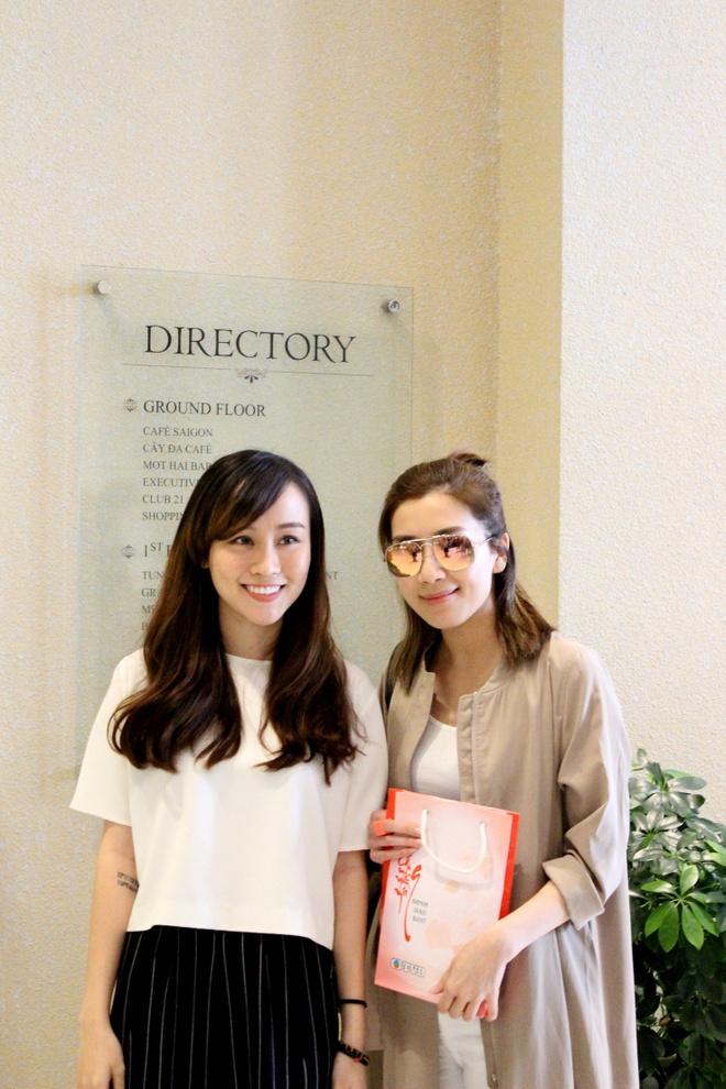 Dan sao TVB ket thuc chuyen tham Viet Nam SCTV to chuc hinh anh 3