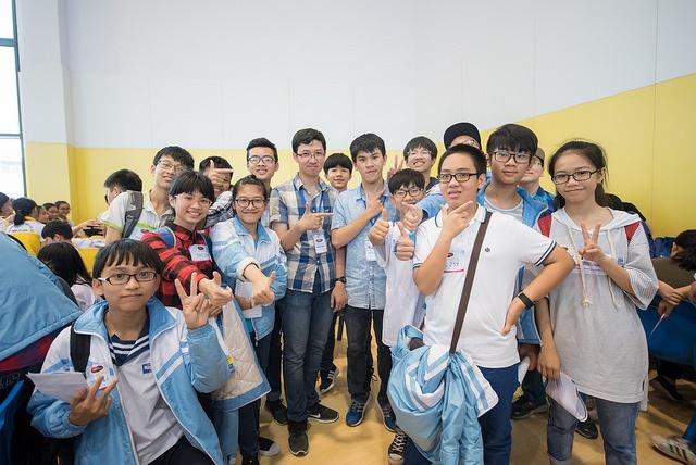 'Chinh phuc - Vietnam's Brainiest Kid' khoi dong mua giai moi hinh anh 3