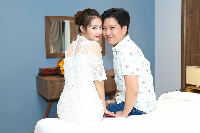 Truong Giang tinh tu ben Nha Phuong trong tiec sinh nhat hinh anh 3