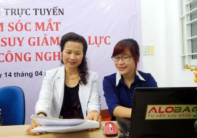 4 thac mac thuong gap ve suy giam thi luc thoi cong nghe hinh anh 2