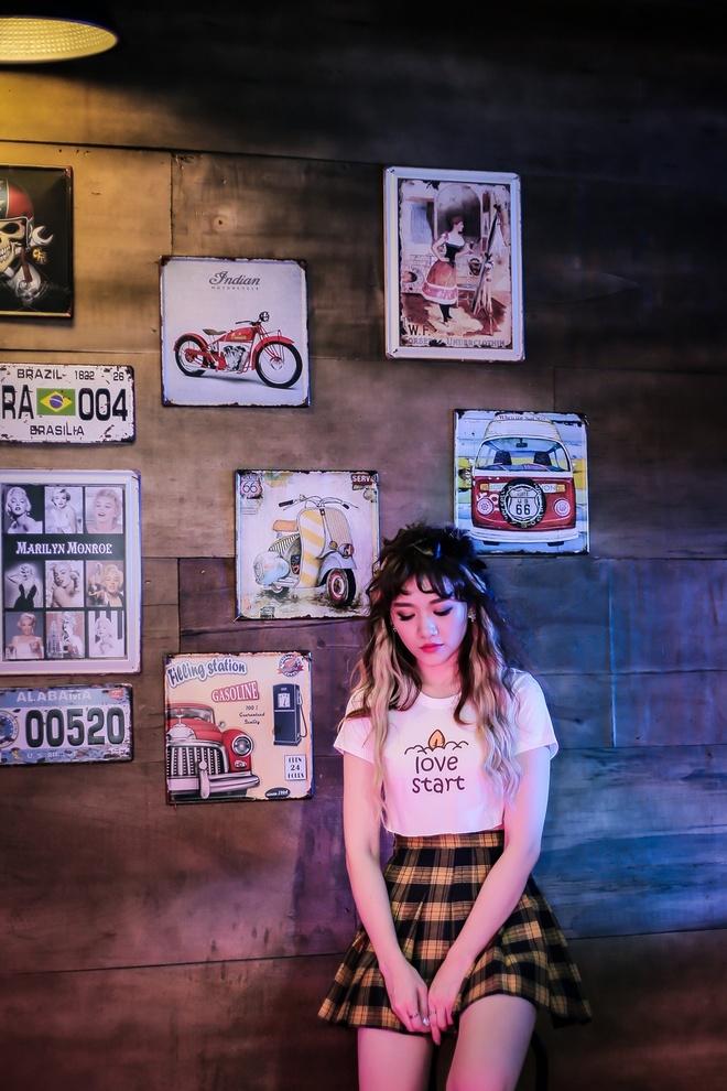 Hari Won su dung san pham thoi trang Viet Couple TX trong MV moi hinh anh 1