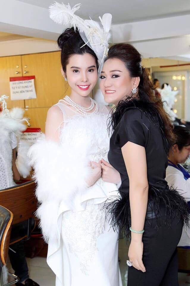 Hoang My Collection lam moi Ms Vietnam Beauty International Pageant hinh anh 3