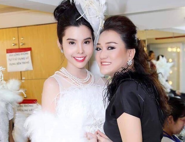 Hoang My Collection lam moi Ms Vietnam Beauty International Pageant hinh anh