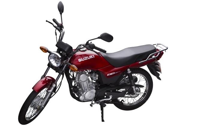 Suzuki mang 10 mau xe ten tuoi nhat den Trien lam moto xe may 2017 hinh anh 4