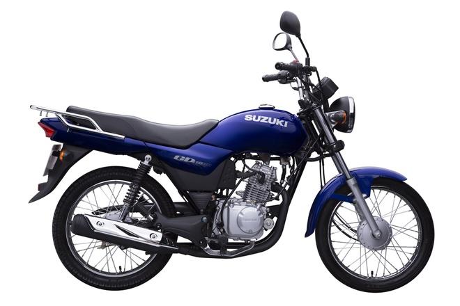 Suzuki mang 10 mau xe ten tuoi nhat den Trien lam moto xe may 2017 hinh anh 3