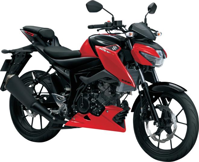 Suzuki mang 10 mau xe ten tuoi nhat den Trien lam moto xe may 2017 hinh anh 2