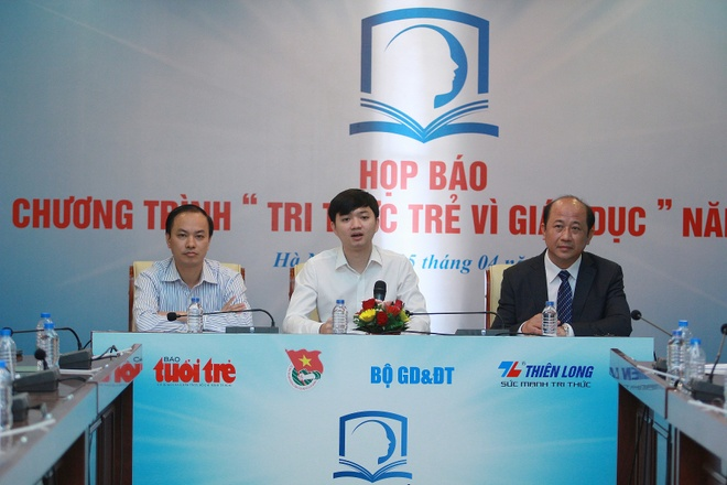 Co hoi de nguoi tre dong gop y tuong cho nganh giao duc hinh anh 1