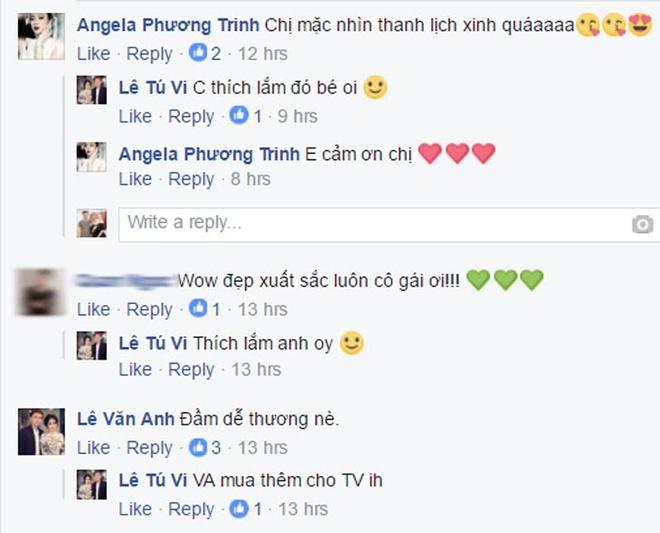 BST dau tay cua Angela Phuong Trinh chay hang sau 24 gio hinh anh 2