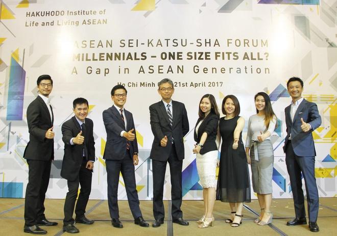 Vien Hill ASEAN cong bo ket qua nghien cuu loi song tai Dong Nam A hinh anh 1