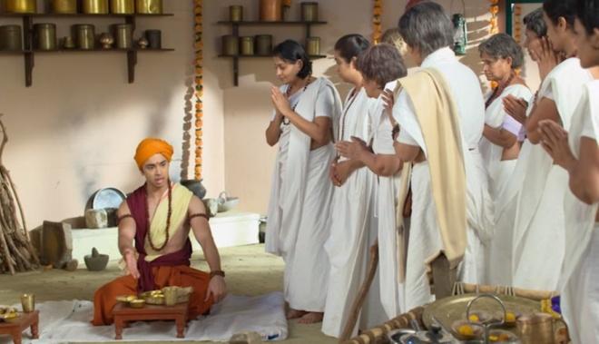 'Goa phu nhi': Nhung triet ly dang suy ngam cua co be 9 tuoi Gangaa hinh anh 2