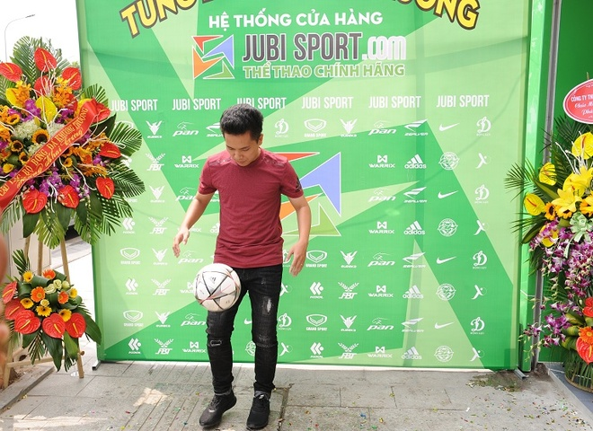 cua hang the thao Jubisport anh 3
