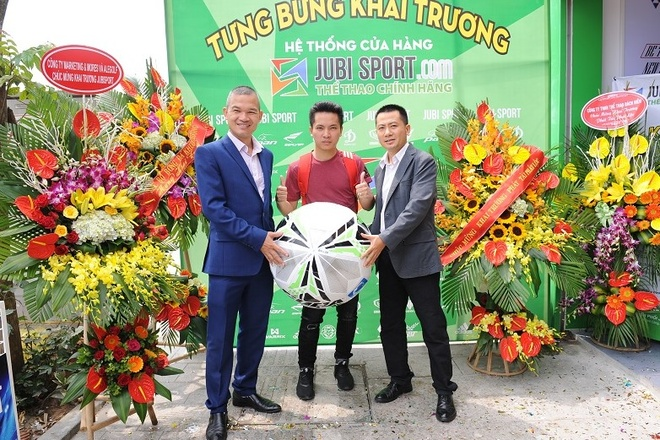 cua hang the thao Jubisport anh 4