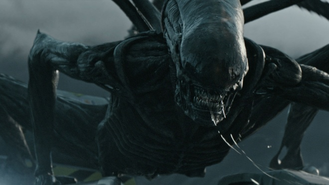 'Alien: Covenant': Bom tan kinh di mo man loat phim he hinh anh 1