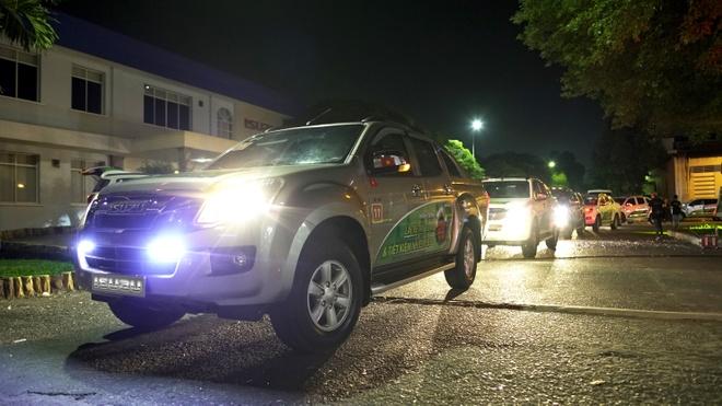 Bi quyet chay xe tiet kiem nhien lieu tu Isuzu Diesel Challenge 2017 hinh anh 1