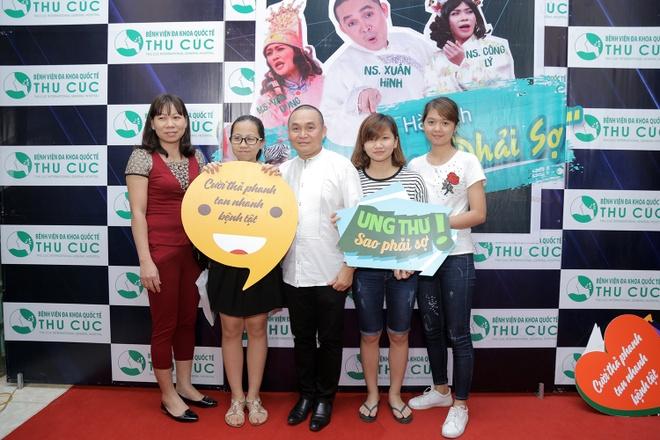 Nguoi dan Phu Tho doi mua di tam soat ung thu mien phi hinh anh 4