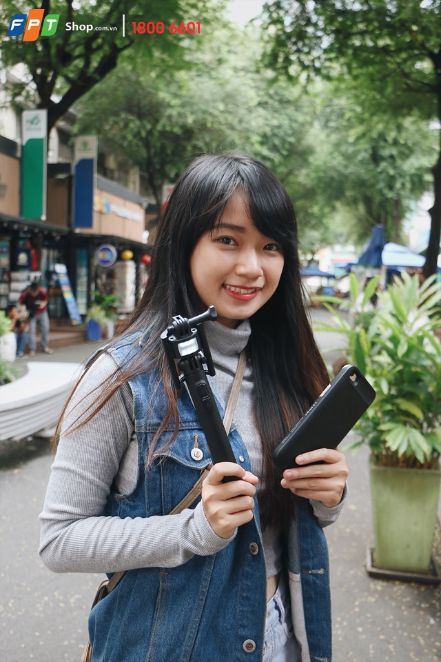 Chum anh can canh 'chuyen gia selfie' Oppo F3 hinh anh 8