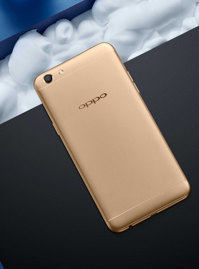 Oppo tang 500.000 dong cho nguoi dung dat truoc F3 hinh anh 1