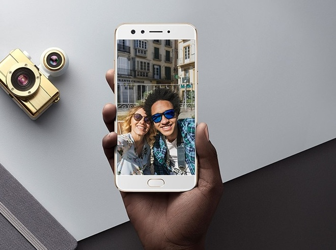 Oppo tang 500.000 dong cho nguoi dung dat truoc F3 hinh anh