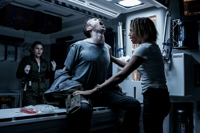 'Alien: Covenant' va chat kinh di kinh dien tu dao dien Ridley Scott hinh anh
