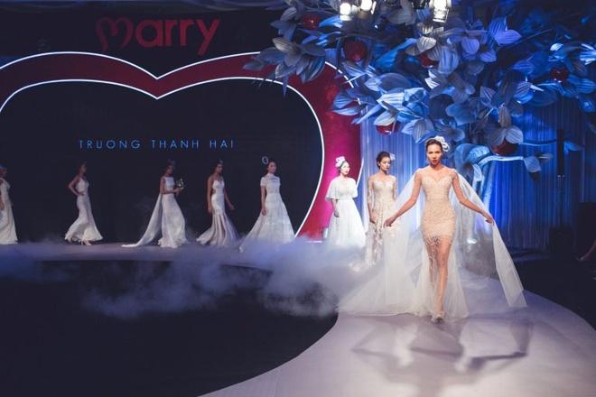 Xu huong thoi trang cuoi 2017 tai trien lam Circle of Love hinh anh 3