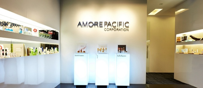 Amorepacific - ong lon Han Quoc tren thi truong my pham the gioi hinh anh