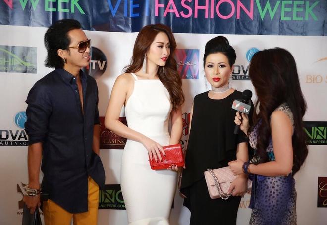 Hoa hau Kristine Thao Lam va Queenie Quynh Thy hoi ngo tai My hinh anh 4
