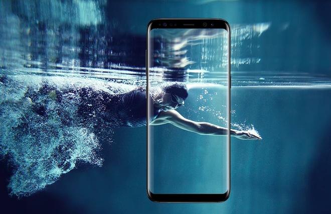 8 diem thu hut tin do cong nghe cua Galaxy S8 hinh anh