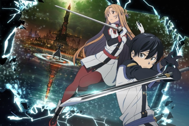 'Sword art online': Hien tuong Anime 2017 cua Nhat Ban hinh anh