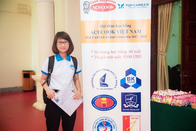 Hoc bong Acecook Viet Nam 2017 dong hanh cung sinh vien vuot kho hinh anh 4