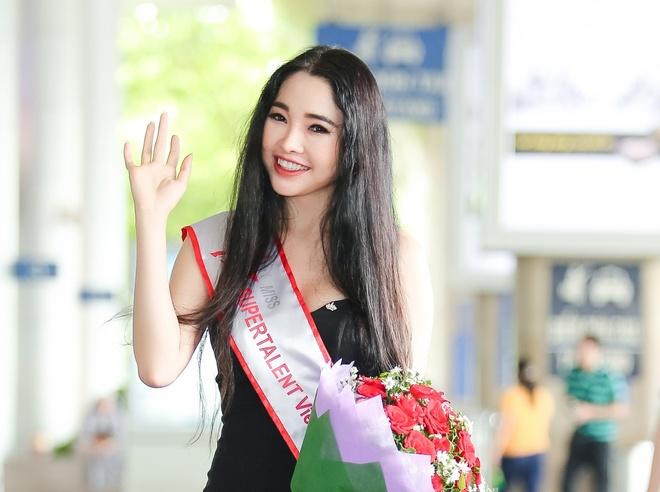 Luong Thai Tran dang quang A hau Sieu tai nang the gioi tai Han Quoc hinh anh