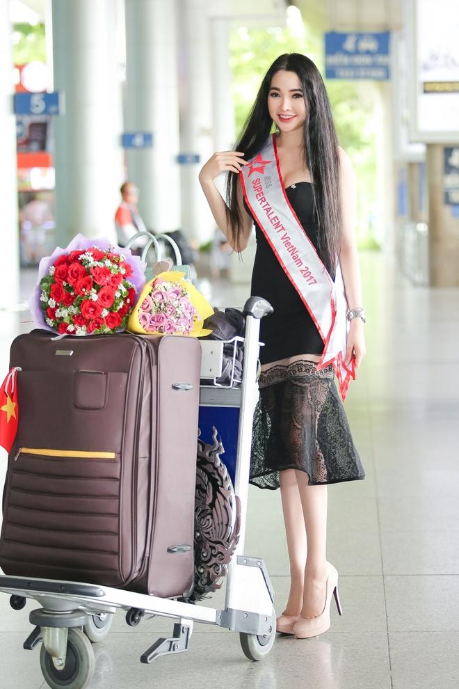 Luong Thai Tran dang quang A hau Sieu tai nang the gioi tai Han Quoc hinh anh 5