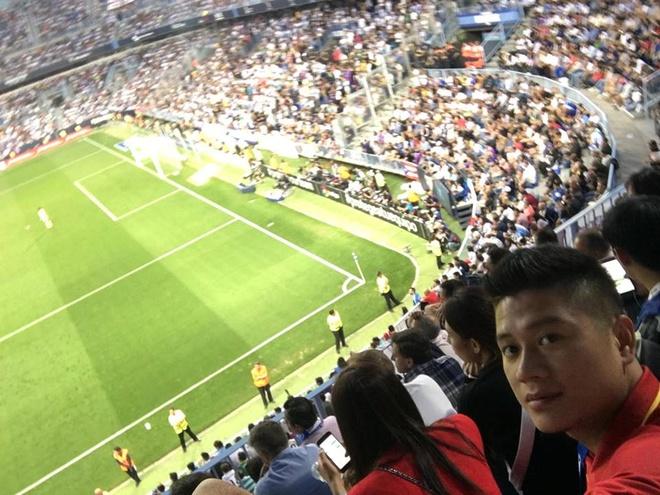 Theo chan fan Viet den thanh Madrid xem La Liga hinh anh 1
