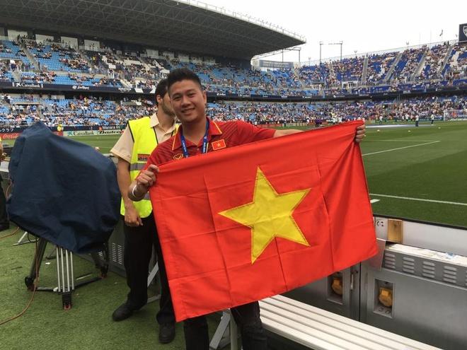 Theo chan fan Viet den thanh Madrid xem La Liga hinh anh 2