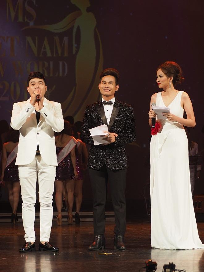 Mr. Dam, Diem Huong chon Phan Hoang Kim la Hoa hau Viet Nam The gioi hinh anh 4