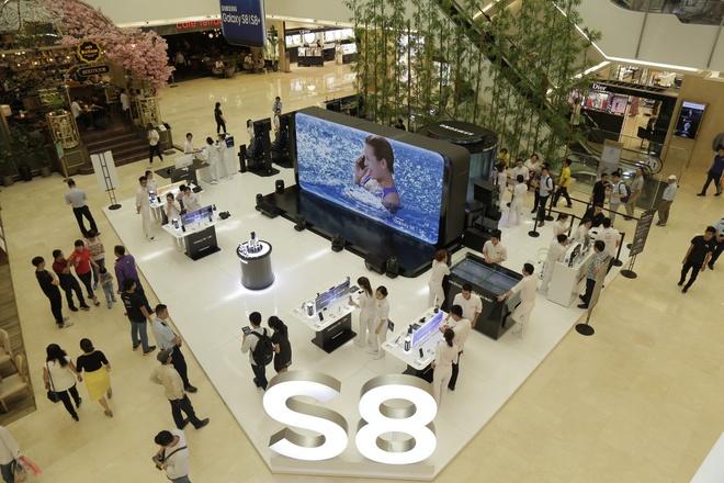 Samsung trinh dien he sinh thai Galaxy hinh anh 1