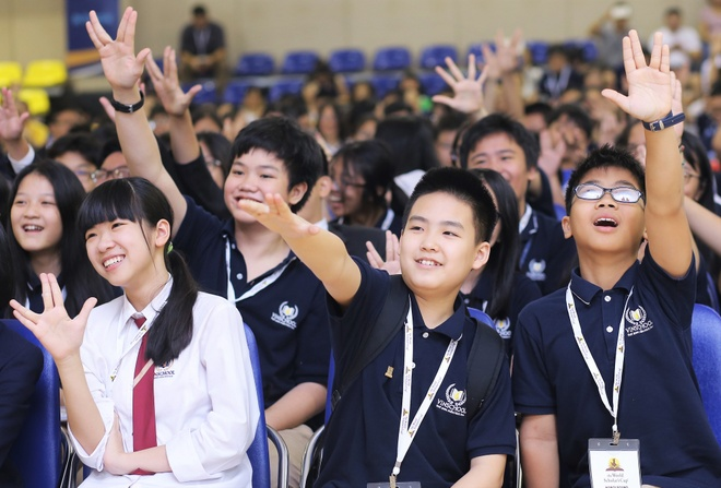 Vinschool to chuc vong loai the gioi 'The world scholar's cup' hinh anh 2