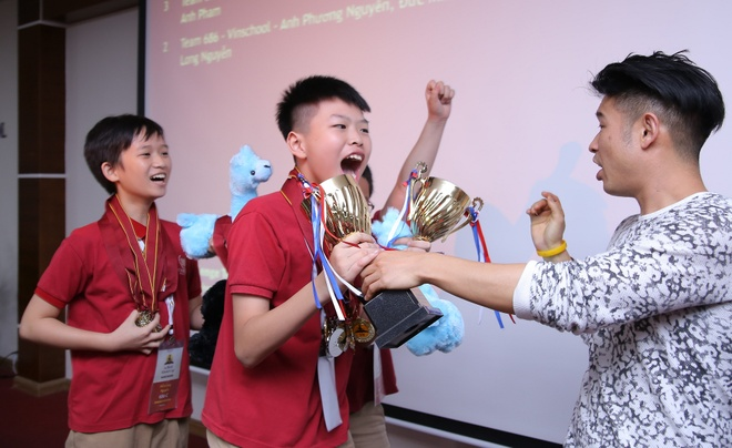 Vinschool to chuc vong loai the gioi 'The world scholar's cup' hinh anh 3