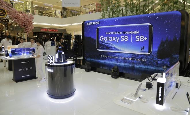 Samsung trinh dien he sinh thai Galaxy hinh anh 7