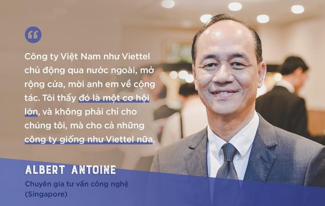 Khat vong cua 'Hanh trinh Viet' va chiec cau noi Viettel hinh anh 1