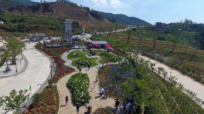 Nhung goc check-in lang man tai xu hoa Sun World Fansipan Legend hinh anh 1