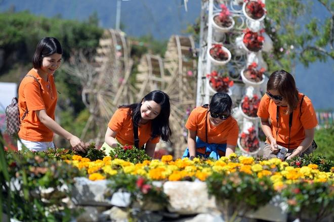 Nhung goc check-in lang man tai xu hoa Sun World Fansipan Legend hinh anh 5