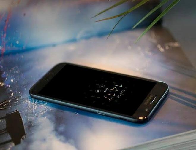 Samsung ky vong thau tom phan khuc 8 trieu voi Galaxy A5 2017 hinh anh 1