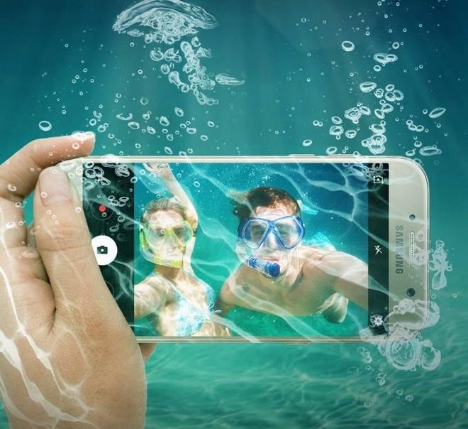 Samsung ky vong thau tom phan khuc 8 trieu voi Galaxy A5 2017 hinh anh 3