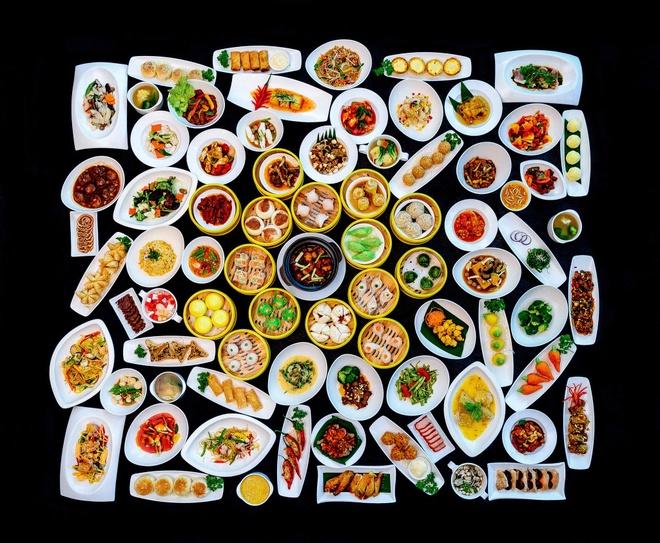 Thuong thuc buffet dim sum tai nha hang Ming, khach san Pan Pacific hinh anh 1