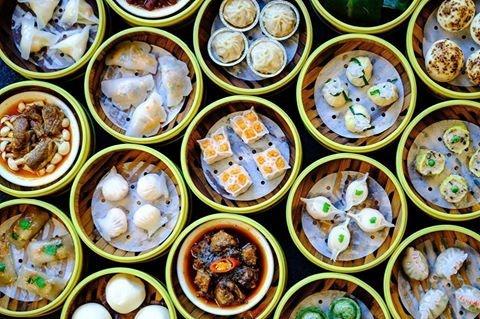Thuong thuc buffet dim sum tai nha hang Ming, khach san Pan Pacific hinh anh