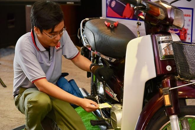 Ngay hoi cham soc xe may mien phi tai Nha Trang hinh anh 4