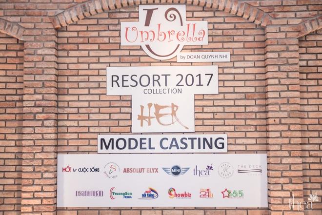 Dia diem sang trong cua buoi dien BST Umbrella Resort 2017 - 'Her' hinh anh 2