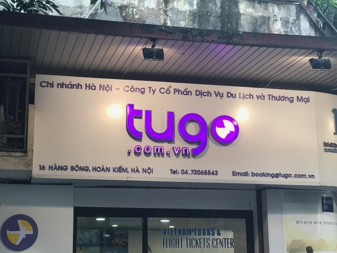 Trung tam lu hanh quoc te Tugo khai truong chi nhanh moi tai Ha Noi hinh anh