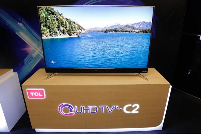 TCL ra mat dong TV giai tri C2 va P3 hinh anh 2
