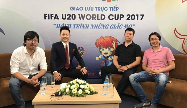 Giao su Xoay trich luong trao giai trong game doan ty so World Cup U20 hinh anh 1